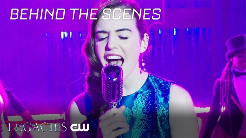 Legacies | Inside: We're Gonna Need A Spotlight | The CW