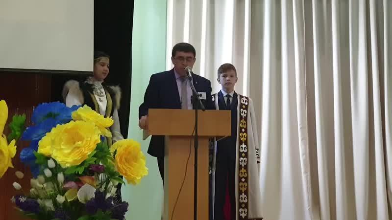 Фларис Данис улы Шакиров ҡотлай
