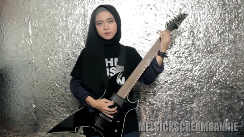 """LAMB OF GOD - _""""LAID TO REST_"""" ¦ Guitar Cover by Mel"""