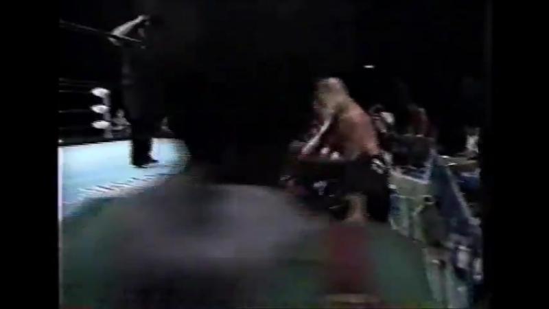 1993.07.06 - Stan Hansen/Johnny Ace vs. Big Bubba Rogers/Kendall Windham