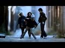 Танец вспышка