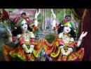 2018 07 14 Матаджи Вриндаваналата поет для Их Светлостей Шри Шри Гаура Нитай Годовщина установления больших Шри Шри Гаура Нита