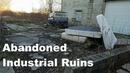 Abandoned Industrial Ruins Cudahy WI