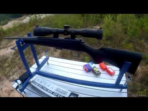 CZ 455! Мелкокалиберная винтовка