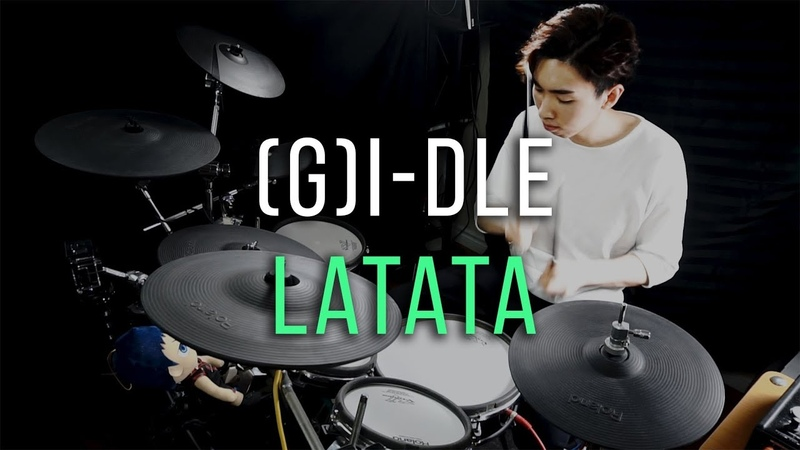 (G)I-DLE (여자)아이들 - LATATA (Drum Cover by Tim)