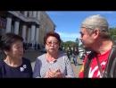 Бабушки Уссурийска, полгода спустя, II интервью - успехи в Кэшбери, 16.09.18