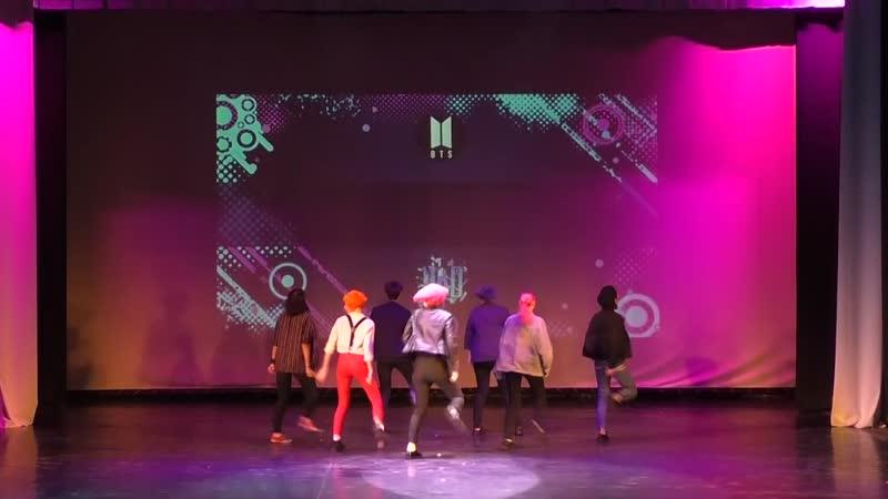 MAD Intro KQ Fellaz BTS War of hormone ZFest18