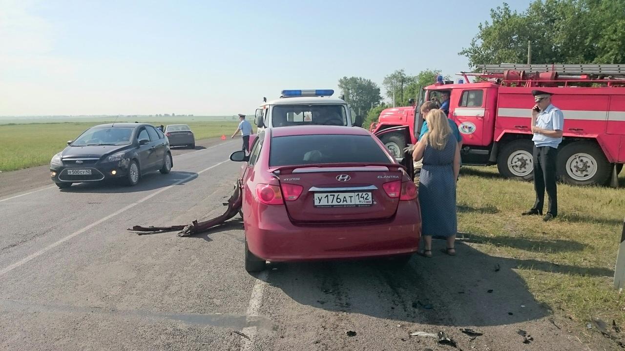 SoSR2v1bvA0 - ДТП Старая трасса...перед поворотом на Бабанаково 2 пострадавших