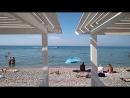 Евпатория, новый пляж.