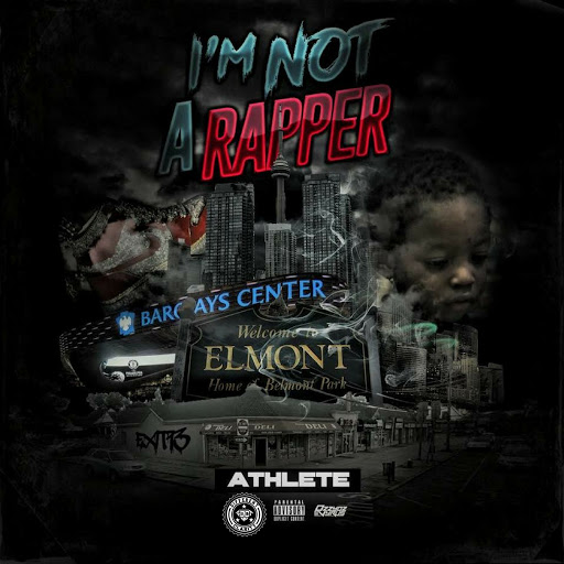 Athlete альбом I'm Not a Rapper Deluxe Edition