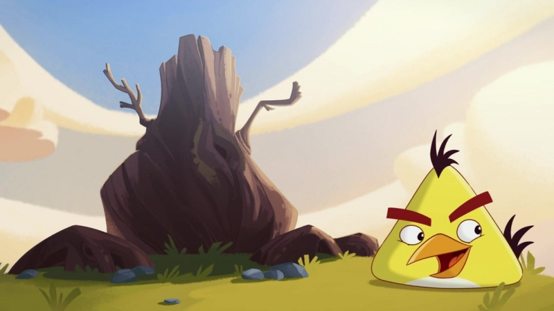 S02e04. Hide And Seek. Злые птички (Angry Birds)