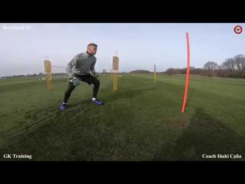 Goalkeeper Training Brentford FC - Championship