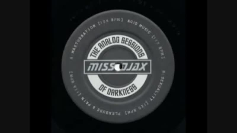 [2][115.60 F] miss djax ★ acid music ★ the analog sessions of darkness ep ★ 1998