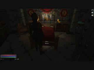 Skyrim - Requiem for a Dream v3.6.2 ХР. Норд-Леди. Часть 15