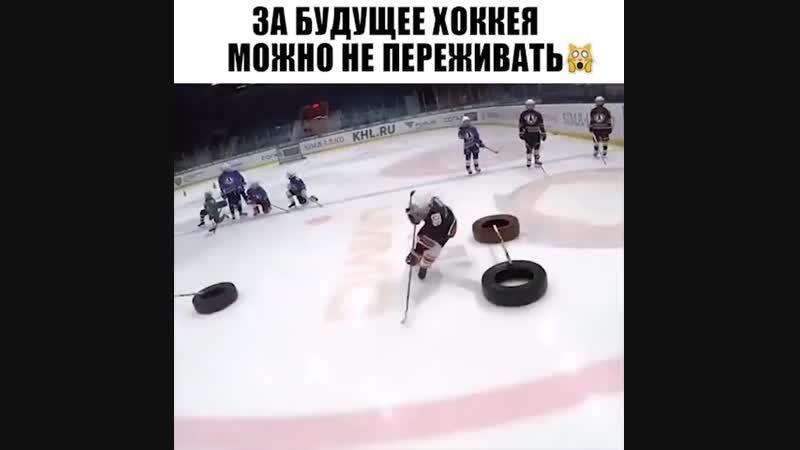 за будущее хоккеистов можно не переживать