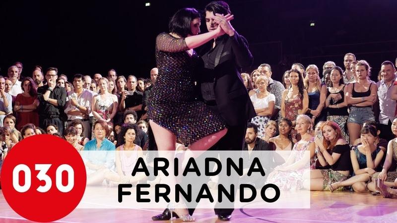 Ariadna Naveira and Fernando Sanchez – Gallo ciego, Porec 2017 – ariadnayfernando