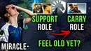 Miracle- Back to Carry - 3x Gameplays = 3x Rampages - Total Domination - M-GOD Style Dota 2
