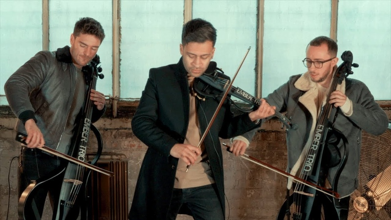 Dont You Worry Child - Swedish House Mafia Violin Cello Cover Ember Trio