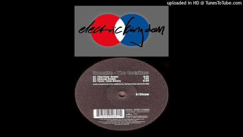 DJ I.C.O.N. - Voco Me (Flim Flam Remix)