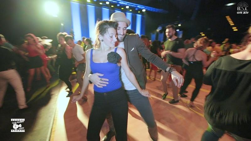 Oleg Nera social dancing @ BERLIN SALSA CONGRESS 2018