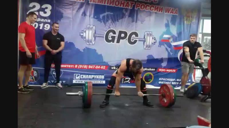 Чемпионат России GPCAGPC по пауэрлифтингу - продолжение