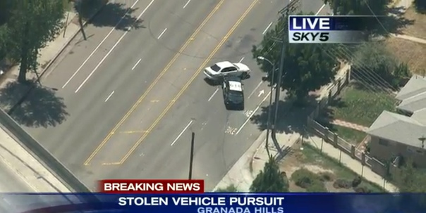 11-летний американец угнал родительскую машину из-за того, что ему запретили играть на PlayStation Паренек из города Кливленд, штат Огайо, угнал машину из-за того, что ему запретили играть на