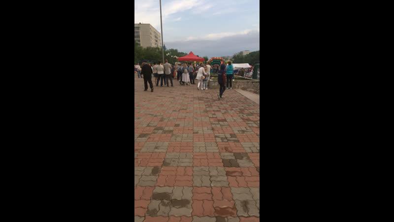 День города Сосновоборск