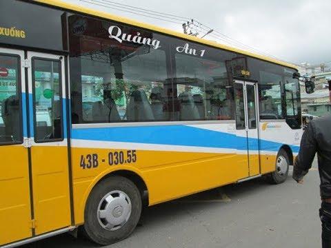 Quảng cáo xe bus tại Huế, Đà Nẵng, Quảng Nam, Quảng Ngãi, miền Trung