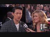 Интервью 2018 E! People's Choice Awards (11 ноября 2018)