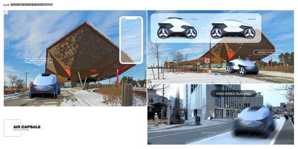 Проект Michael Han Air Capsule Проект Air Capsule, автор Michael Han. Курсовой проект за 6 семестр. Hongi University, Сеул, Южная Корея. Участник осеннего шоу дипломных проектов The Gifted.