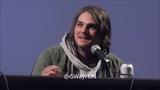 Gerard Way, Becky Cloonan, Matteo Scalera VIP Q &amp A NC Comicon