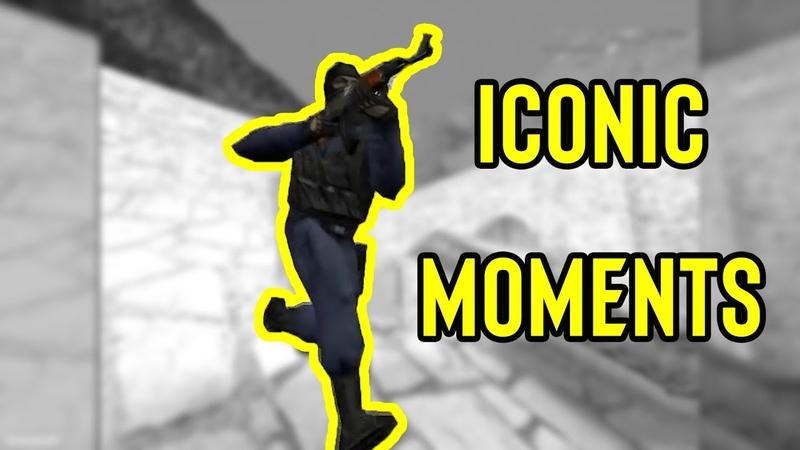 Знаковые моменты из Counter-Strike: потрясающий первый в истории ACE! от HeatoN (2001)