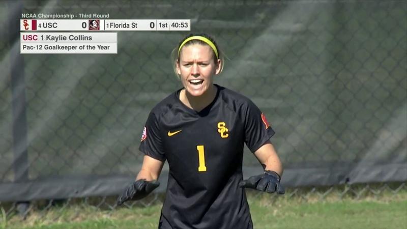 NCAA Women's Soccer ⚽ USC vs Florida State
