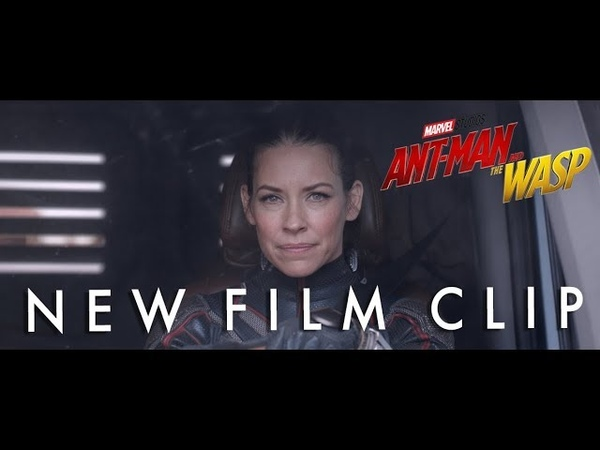 Marvel Studios' Ant-Man and The Wasp |