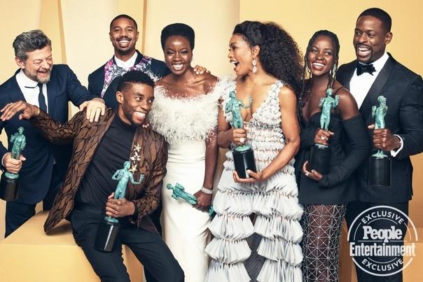 The SAG Awards Winners People Magazine, 2019