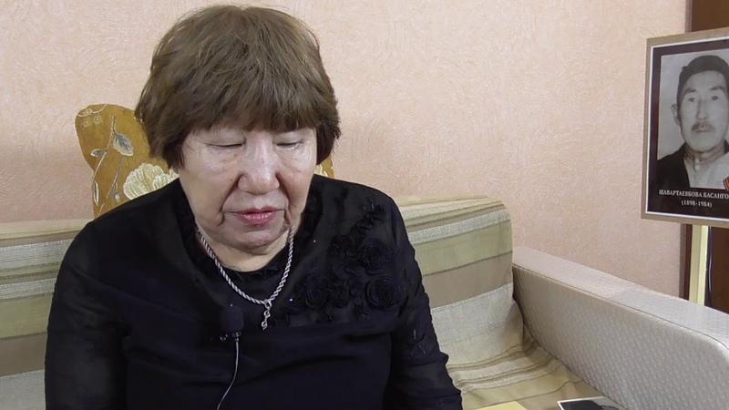Я скажу сколько мне лет... . Шавартаева Тамара Боваевна