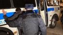 задержание Александра Пелевина в Москве на народном сходе против сноса киноцентра Соловей