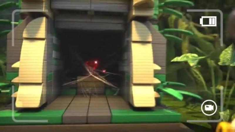 LEGO City - Jungle - Факты о жизни в джунглях - Паук