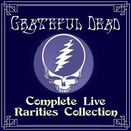 Grateful Dead альбом Complete Live Rarities Collection