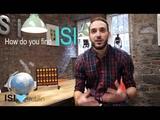 Student, Beranger talks about ISI English Language School
