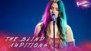 Blind Audition Zoe Tsagalis sings Liability The Voice Australia 2018