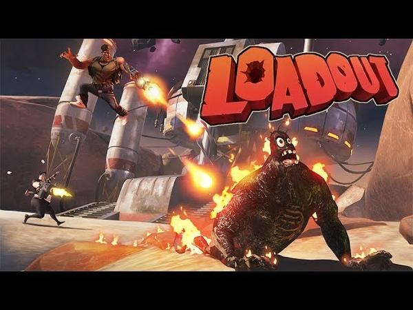 Loadout - Jackhammer Gameplay
