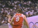 1988 Olympics Basketball USA v. USSR (part 4 of 7)