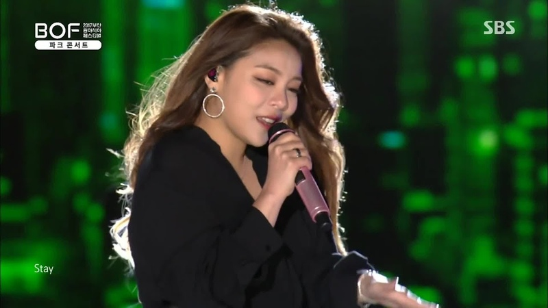 Ailee(에일리) - Closer(The Chainsmokers) Live [1080p]