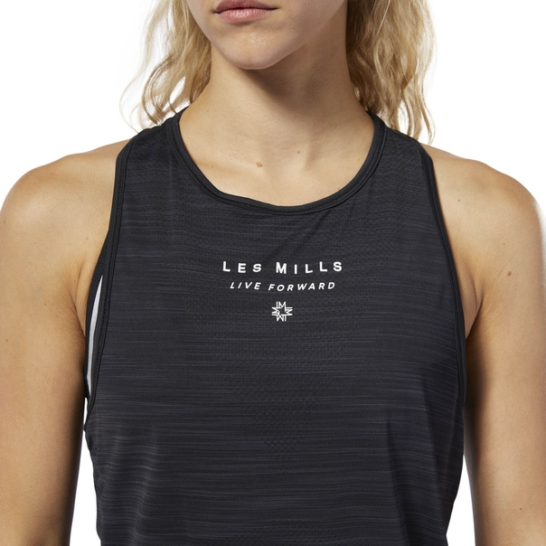 Спортивная майка LES MILLS® ACTIVCHILL Vent image 8