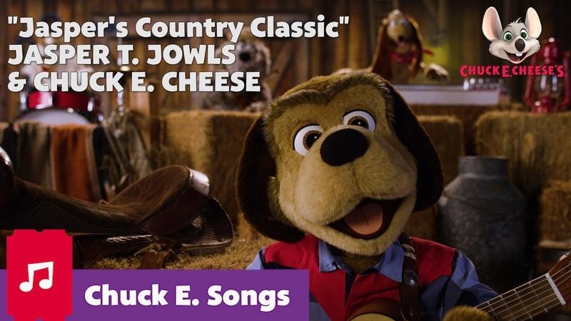 Jasper's Country Classic | Chuck E. Cheese Songs