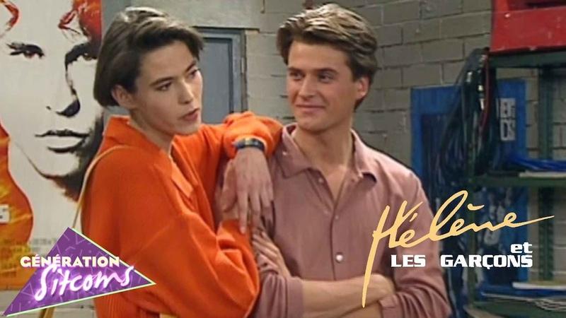 Hélène et les garçons - Épisode 74 - L'intrus