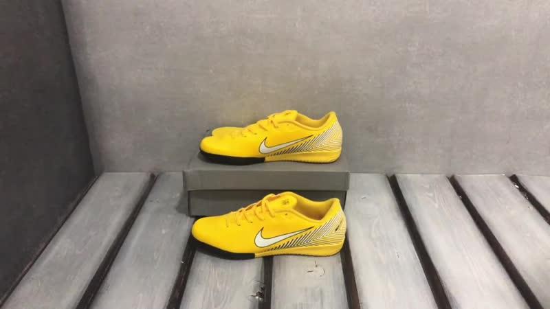 Футбольная обувь Nike Mercurial Vapor XII Pro IC