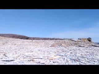 В Хабаровском крае упавший метеорит перекрыл Бурею
