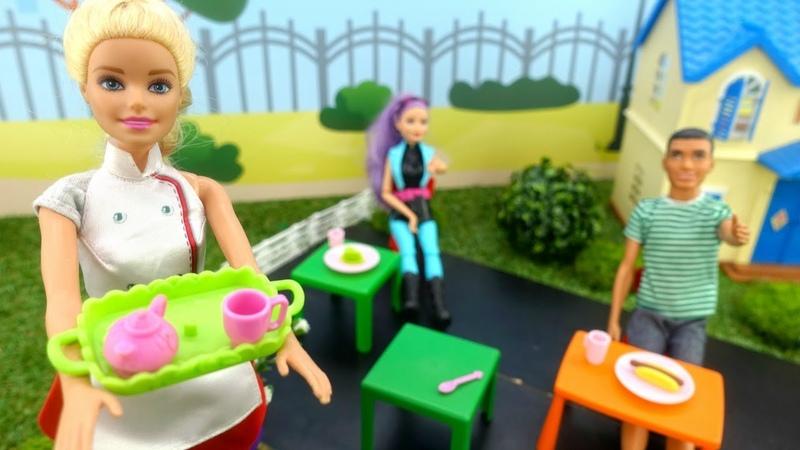 Giochi per bambini. Barbie cambia lavoro. Nuovi episodi